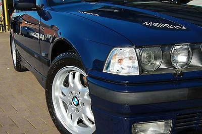 Bmw 325Tds Auto Se 1 Doctor Owner & Only 22,000 Miles Rare Collector Classic