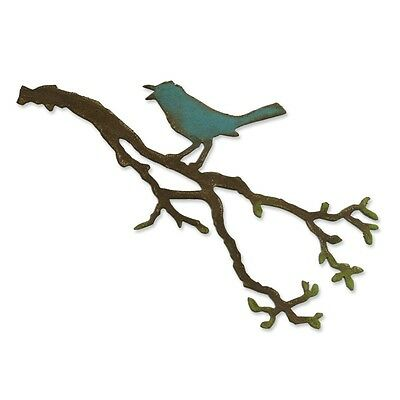 Sizzix Bigz Die - Bird Branch