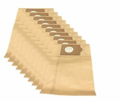 Pack Of 20 Paper Dust Bags For Victor Canister D9 D9a Extra V9 Lite V9 Hoovers