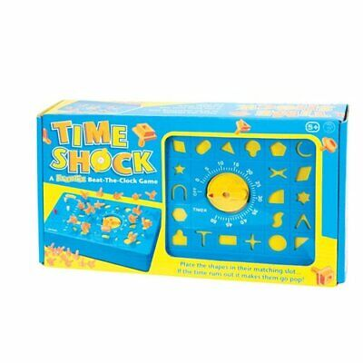 Tobar Time Shock Frantic Beat The Clock Game - Great Kids Entertainment