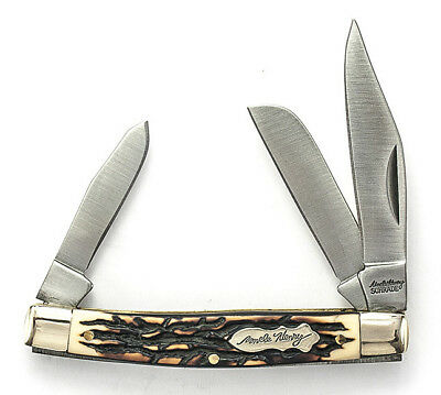 Taylor Cutlery/s&w Knives Uncle Henry Rancher