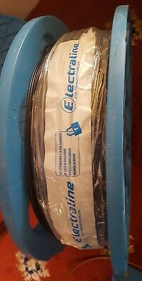 Black Cable O3Vh-H  2 X 0.75 Approx 700 Meters
