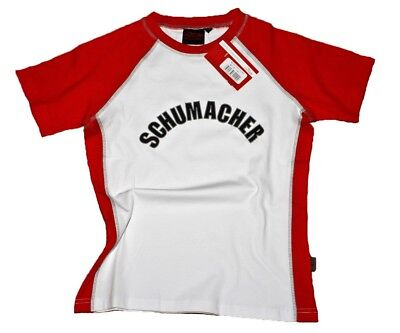 TOP formel formula 1 One Michael Schumacher F1 NEU Damen XS DE