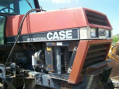 Case IH 2096 Hood Assembly Upper Lower & Side Panels A181467 A181468 A181469