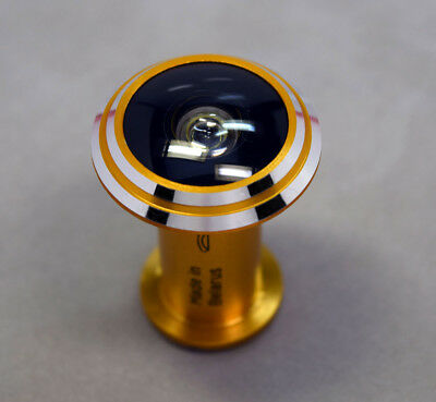 200 Degree Wide Angle High-Quality Lens Door Viewer - Peep Hole