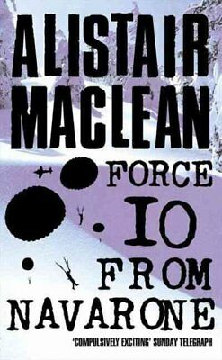 Force 10 from Navarone, MacLean, Alistair