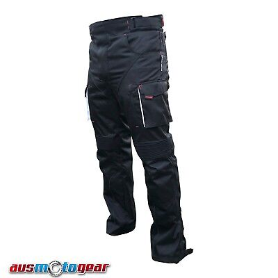 Motorcycle Textile Pants Cordura Dare Rider™ Pants 100% Waterproof CE ARMOUR