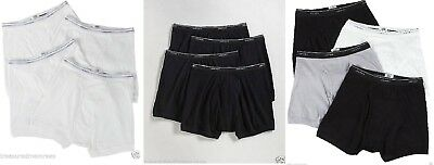 4 PACK Jockey Classic Boxer Briefs ~ Style 9740 ~ Pick Your Size and Color ~ NWT