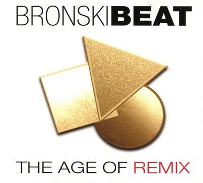 Bronski Beat - The Age Of Remix (Strictly Limited 3CD Set) CD (3) Cherry Re NEU