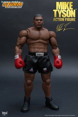 Storm Collectibles 1/12 Scale Action Figure - Mike Tyson [PRE-ORDER]