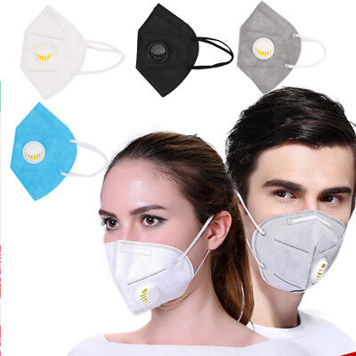 Bicycle Gas Filter Anti-Dust Mask Riding Mask Comfortable Head Respirator Face