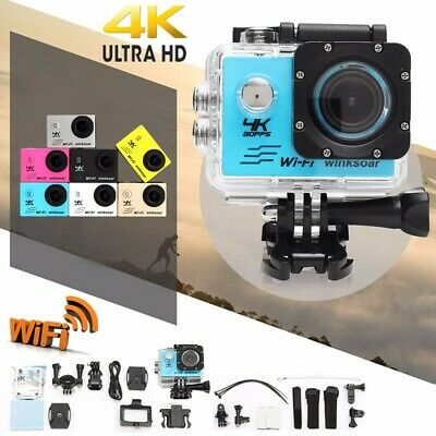 SJ9000 Wifi 1080P 4K Ultra HD Sport Action Camera DVR Cam Camcorder Waterproof