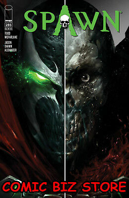 Spawn  #285 (2018) 1St Printing Mattina Cover A Bagged & Boarded Image Comics