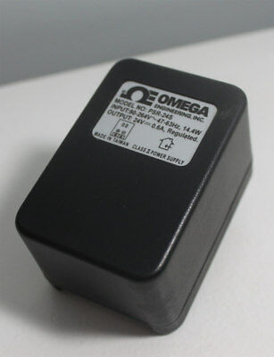 Omega Regulated Power Supply 24V 0.6A PSR-24S