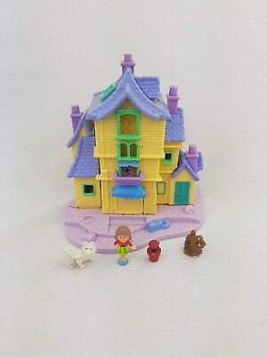 Vintage Polly Pocket Disney The Aristocats - tiny collection, 1996 Figures