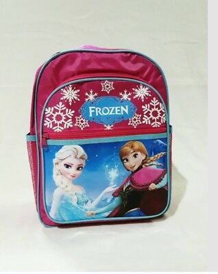 Bag Disney Frozen Elsa Backpack Anna School Lunch Girls Box Book