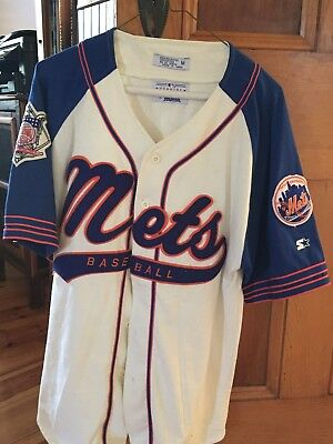 Vintage Mets Jersey Circa Early 1990's