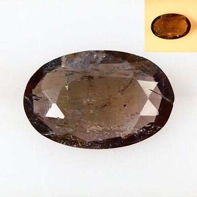 3.165 Ct  Earth Mined Unique Dazzling 100% Natural Dancing' Color Change Axinite