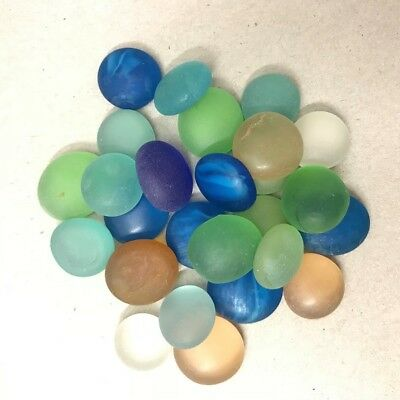 GLASS GEMS / GLASS NUGGETS (Blue, Green) ~ Mosaic Tiles, Art & Craft Supplies