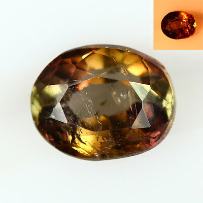 1.365 Ct  Earth Mined Unique Dazzling 100% Natural Dancing' Color Change Axinite