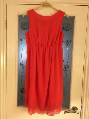Ladies Clothes Size 10 ASOS Maternity Summer Dress