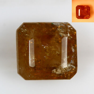 4.145 Ct  Earth Mined Unique Dazzling 100% Natural Dancing' Color Change Axinite