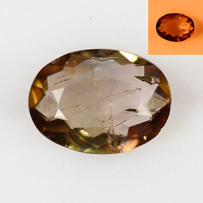 0.620 Ct  Earth Mined Unique Dazzling 100% Natural Dancing' Color Change Axinite