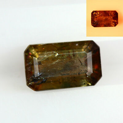 1.750 Ct  Earth Mined Unique Dazzling 100% Natural Dancing' Color Change Axinite