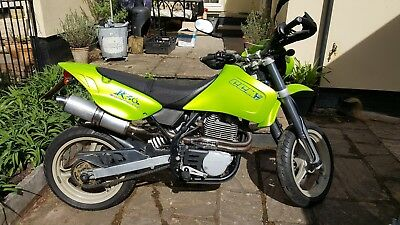 CCM R30 with FACTORY FITTED LOW SEAT & 598cc ROTAX ENGINE - 11 MONTHS MOT
