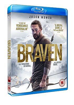 Braven (Blu-ray) (Jason Mamoa, Aquaman, Justice League, Game of Thrones)