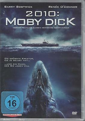 DVD, 2010, Moby Dick, Renee O Connor, Barry Bostwick, gebraucht, TOP