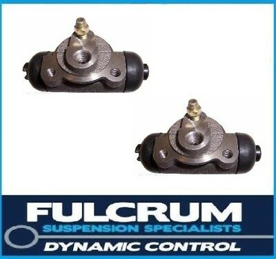 Ford Courier Pc-Ph 4X4 87-06 Rear Drum Brake Wheel Cylinders - Pair