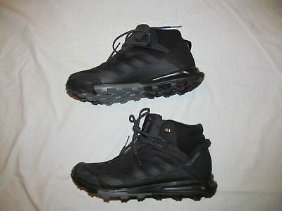 on sale nice shoes best place ADIDAS TERREX TIVID MID CP Climaproof S80935 man black boots ...