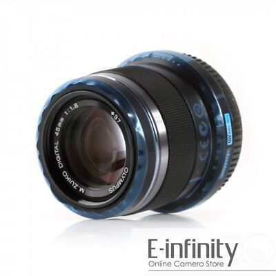 NEW Olympus M.ZUIKO DIGITAL ED 45mm f/1.8 Macro Lens F1.8 Black