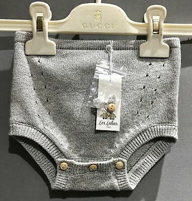 Les Lutins Paris Baby Boys-Girls Bottoms Size: 12M RRP £37 BNWT