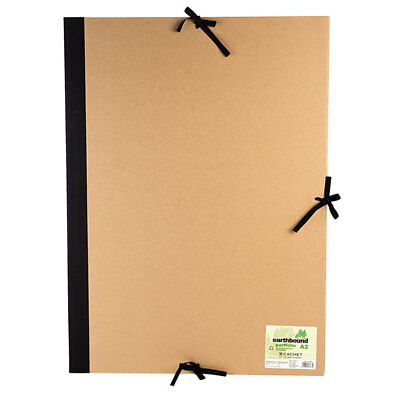 Daler Rowney Recycled Earthbound Portfolio with Flaps A2