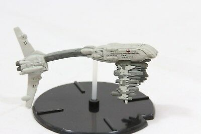 Star Wars: Starship Battles #04 Rebel Assault Frigate Light Side 30 6 PC