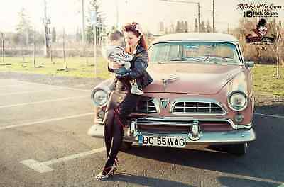 1955 Chrysler Windsor Town & Country Wagon american V8 auto ps pb cadillac chevy