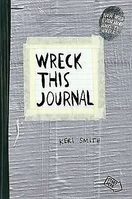 Wreck This Journal (Duct Tape) by Smith, Keri -Paperback