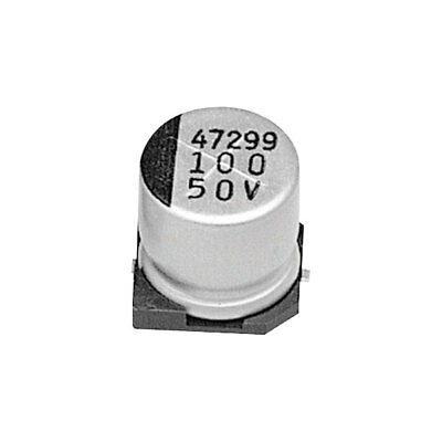 UUX1A221MNR1GS X20 10V 220UF 105/'C SMD Electrolytic Capacitor