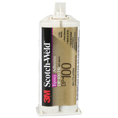 3M™ Scotch-Weld™ Epoxy Structural Plastic Adhesive DP100 Clear 50 ml