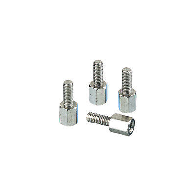Affix Hex Threaded M-F Spacers 5mm A/F M3 10mm - Pack Of 25