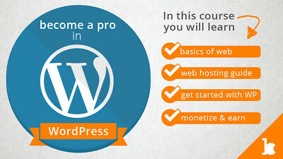 38 wordpress  Courses High Quality - Buy 1 - get 1 bundle FREE