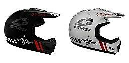 EVS T3 Offroad Motorcycle/Dirtbike Riding Racing DOT/ECE Motocross Youth Helmet