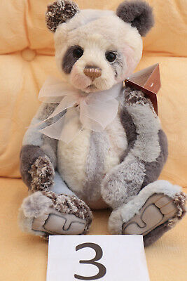 Charlie Bears - Taggle - BNWT 2018 Collection