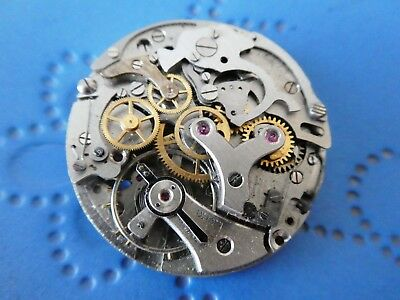 Valjoux 88 defect ohne Funktion Handaufzug Chronograph Movement  for parts