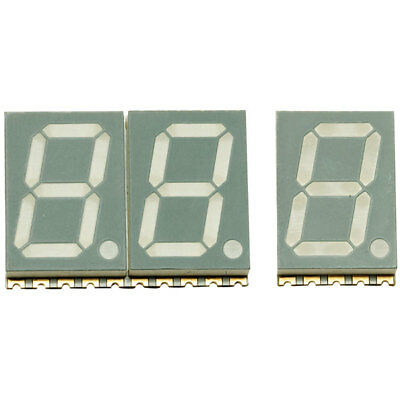 Kingbright KCSC56-105 Single Digit SMD Red LED Display Common Cathode
