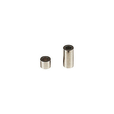 PJP EL10Ø3 Circular Spacers M3 10mm Pack Of 100
