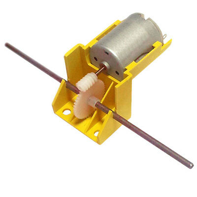 RVFM Clunk Click Gearbox Yellow