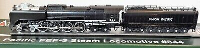 N Scale KATO FEF-3 4-8-4 'Union Pacific' DCC Ready Item #126-0401